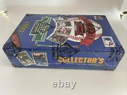 1989 Upper Deck Low Box 36 Packs BBCE Authenticated & Wrapped Griffey PSA 10's