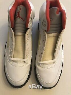 1999 Original Nike Air JORDAN V 5 New In Box Size 13 100% Authentic