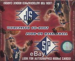 2008/09 Upper Deck SP Authentic Basketball 24 Pack Box 1 AUTO, ROSE WESTBROOK