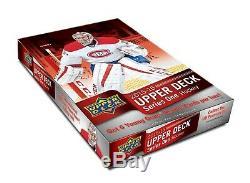 2015-16 Upper Deck Series 1 Hockey Hobby Box