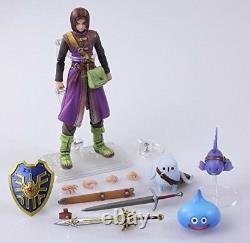 6 Authentic Bring Arts Dragon Quest XI Hero Action Figure(no box)