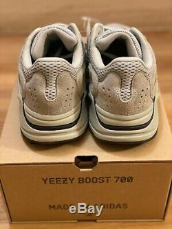 ADIDAS YEEZY BOOST 700 SALT SIZE 7.5 New In Box. AUTHENTIC