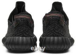 Adidas Yeezy Boost 350''Pirate Black'' (Men's US Size 8) Authentic NEW in Box