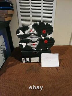 Air Jordan Retro 14 Black toe size 9, Brand new in box 100% Authentic