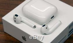 Authentic Apple AirPods 1st Gen Wireless Bluetooth Earphones withCharging Case