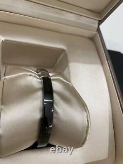 Authentic Bvlgari B. ZERO1 WATCH Black Colour In Box Near NEW