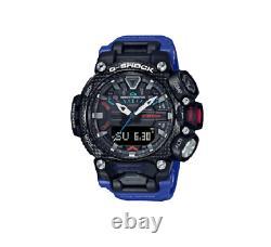 Authentic Casio G-Shock Gravity Master Quad Sensor Carbon Core Watch GRB200-1A2
