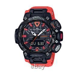 Authentic Casio G-Shock Gravity Master Quad Sensor Carbon Core Watch GRB200-1A9