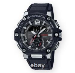 Authentic Casio G-Shock Master of G-Steel Black Solar Powered Watch GSTB300-1A