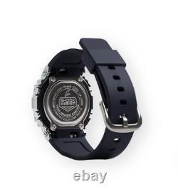 Authentic Casio G-Shock Metal Covered Bezel Digital Women's Watch GMS5600-1