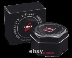 Authentic G-Shock Casio Master of G Mudmaster Carbon Core Guard Black GGB100-1A