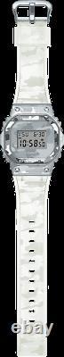 Authentic G-Shock Casio Men's Skeleton Camouflage Series Watch GM5600SCM-1