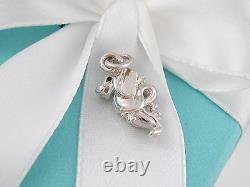 Authentic Rare New Tiffany & Co Enamel Picasso Zodiac Dragon Charm Box