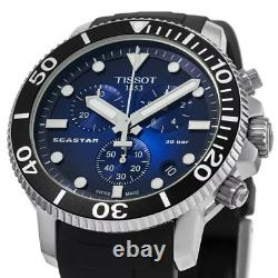 Authentic Tissot Seastar 1000 Chronograph Swiss Quartz Men Watch T1204171704100