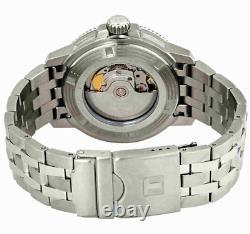 Authentic Tissot Seastar 1000 Powermatic80 Black Dial Men's Watch T1204071105100