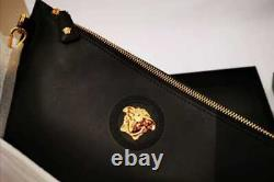 Authentic Versace Medusa clutch bag brand new in box