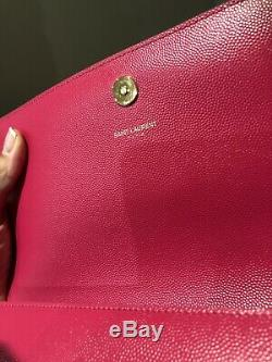 Authentic YSL Classic Kate Clutch NEW IN BOX