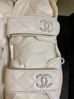 Chanel Leather Dad Sandals Size EU38 New with box. 100% Authentic