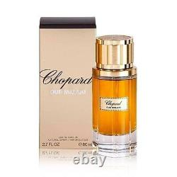Chopard OUD MALAKI Unisex 80 ML, 2.7 fl. Oz, EDP, New in Box, 100% Authentic
