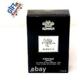 Creed Aventus 50ml 1.7oz Eau De Parfum For Men Authentic Brand New Retail Box