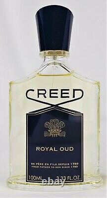 Creed Royal Oud 100ml 20A01 Brand New In Box Authentic Fast Free Shipping