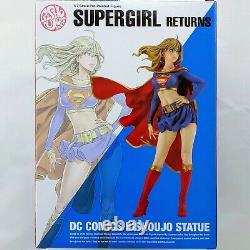 DC Comics SUPERGIRL Returns Bishoujo 1/7 Statue by Kotobukiya NIB Authentic