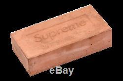 DS New Supreme Brick New York F/W 2016 FW16 Box Logo 100% AUTHENTIC