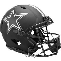 Dallas Cowboys Full Size Eclipse Speed Authentic Helmet New In Box 26122