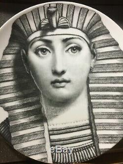 FORNASETTI WALL PLATE AUTHENTIC ITALY NEW IN BOX RARE COLLECTIBLE Sale