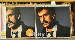 Frank ZAPPA Complete LOT JAPAN Mini LP CD VACK120361,900010 PROMO Slv's, BOXES+