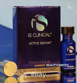 IS Clinical Active Serum 15ml/0.5 fl. Oz New in Box 100% authentic