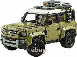 LEGO 42110 Technic Land Rover Defender New AUTHENTIC & MISB! ALMOST SOLD OUT