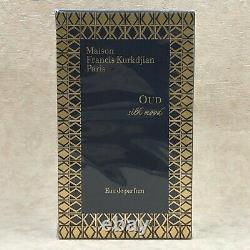 Maison Francis Kurkdjian Oud Silk Mood 2.4 oz 70ml EDP New Sealed Box Authentic