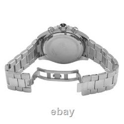 New Authentic Hugo Boss 1512965 Mens Ikon Stainless Steel Chronograph Mens Watch