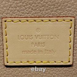 New Authentic Louis Vuitton Nice Nano Monogram Canvas Cosmetic Bag M44936 2020