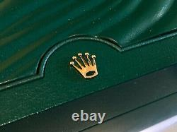 Original 2020 Rolex Watch Box Medium Submariner Daytona GMT Datejust Authentic