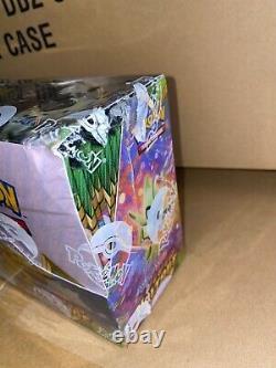 Pokemon TCG Sword & Shield Vivid Voltage Booster Box New Authentic in hand