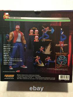 Storm Collectibles Terry Bogard King of Fighters'98 1/12 AUTHENTIC US SELLER