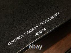 Tudor Complete Large Box 44092.64 Authentic ORIGINAL MINT