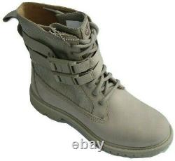 Womens Ladies Timberland 6 Beige Authentics Boots shoes Size UK 5 EU 38 Boxed