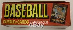1984 Donruss Baseball Hobby Box 36 Packs Pierres Précieuses,