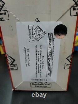 1989 Pro Set Football Series 2 Sealed Box Bbce Aikman Sanders Rc Psa 10 Chasse