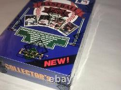 1989 Upper Deck Baseball Low Series Boîte Non Ouverte Bbce Griffey Psa 10