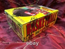 1990-91 Fleer Basketball Wax Box Bbce Wrapped/ Authentifié 36 Packs Jordanie