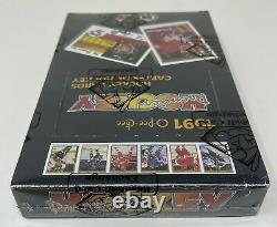1990-91 Opc O-pee-chee Premier Hockey Card Box 36 Packs Scellé Bbce Wrapped NHL