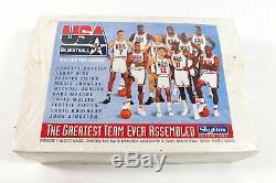 1992 Skybox USA Basket Dream Team Box (36 Scellés Packs) Michael Jordan Nouveau