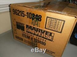 1993 Série Skybox Marvel Universe 4 Case Carte De Collection De 20 Boîtes Cachetées 720 Packs
