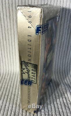 1994 Fleer Marvel Masterpieces Trading Card Box (36 Sealed Packs) Choisissez S'il Vous Plaît