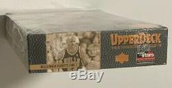 1996-1997 Upper Deck Series 1 Basketball Hobby Box 24 Pièces De L'usine Sealed
