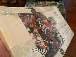 1999-2000 Upper Deck Sp Authentique Basketball Box Scellé En Usine. Jordan Ou Kobe